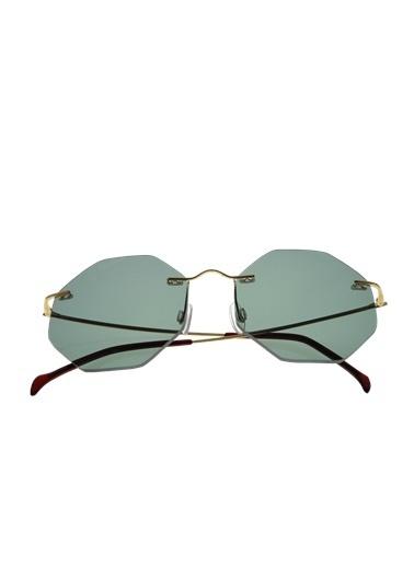 Elia Sunglasses Güneş Gözlüğü Yeşil